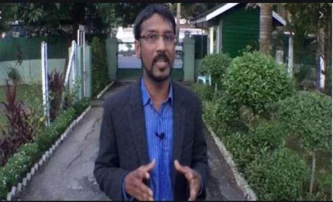 ایک اور صحافی لاپتا،بیوی کی ویڈیو سوشل میڈیا پر وائرل