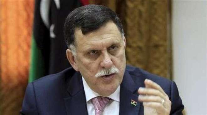 لیبیا کے وزیراعظم فیاض السراج کا ملکی تنازعات کے سیاسی حل کے لیے اکتوبر ..