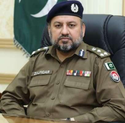 سی سی پی او لاہور کے احکامات پر پولیس کی رواں سال کی کارکردگی جاری
