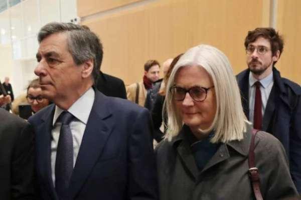 سابق فرانسیسی وزیراعظم اور ان کی اہلیہ کو بھاری جرمانے کے ساتھ 5 سال ..
