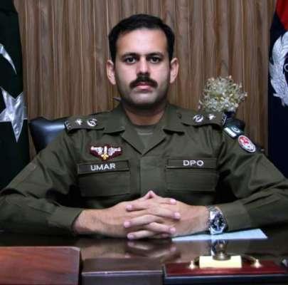 ڈسٹرکٹ پولیس آفیسر جہلم کے احکامات پر پولیس کی جرائم پیشہ افراد کیخلاف ..