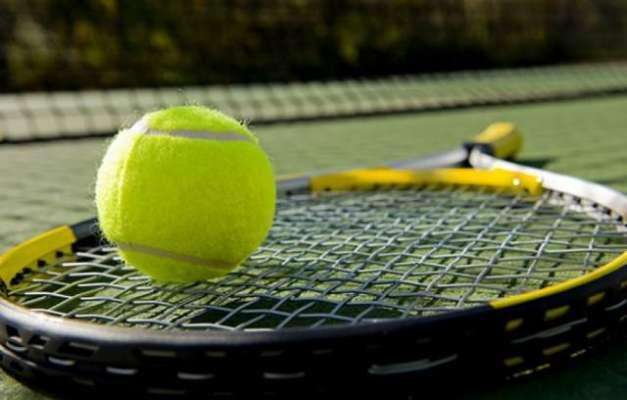 جونیئر ٹینس اکیڈمی میں قومی اور بین الاقوامی سطح کے کھلاڑی تیار کرینگے، ..