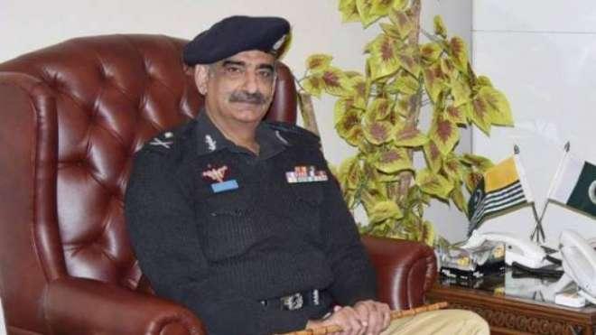 آئی جی پنجاب کی زیر صدارت سنٹرل پولیس آفس میں ایگزیکٹو بورڈ کا اجلاس