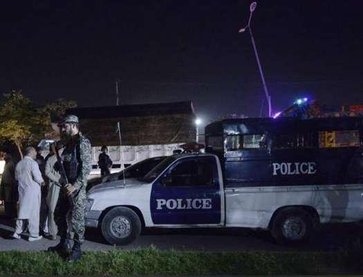 اسلام آباد میں سیکورٹی ہائی الرٹ کر دی گئی