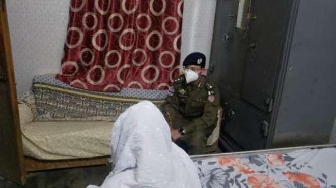 سی ٹی او لاہور کیپٹن سید حماد عابدکی شہید کیپٹن سید احمد مبین اور امین ..