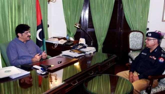 آئی جی سندھ سمیت تمام سینیئر افسران کی چھٹی کی درخواستیں نامنظور