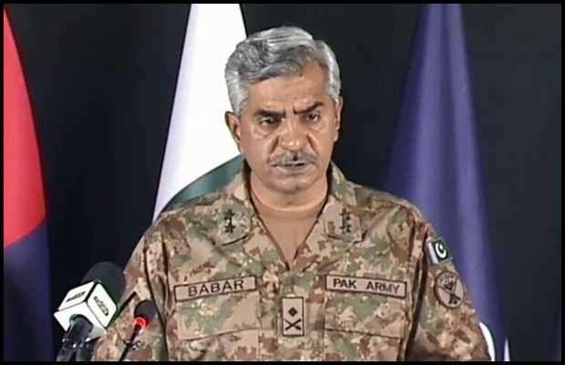 ترجمان افواج پاکستان نے بھارتی ریاستی دہشتگردی کیخلاف ڈوزیئر کے اہم ..