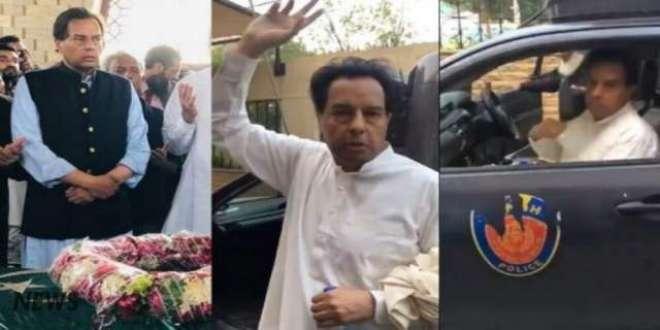 کیپٹن ر صفدر و آئی جی سندھ کا معاملہ ، تحقیقاتی کمیٹی تشکیل دیدی گئی