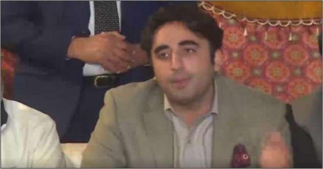 بلاول بھٹو زرداری نے سندھ میں قتل ہوئے صحافی عزیز میمن کو انصاف دلانے ..