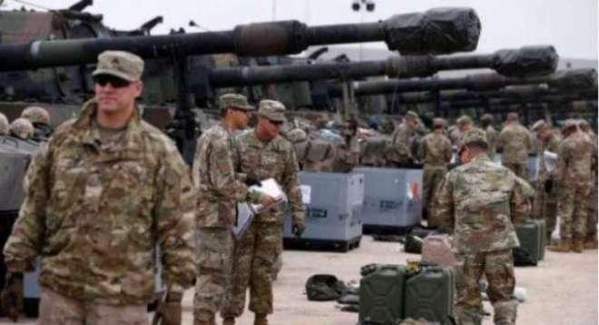 امریکا نے افغانستان میں 10 فوجی اڈے بند کردیئے