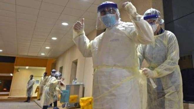 سعودی اسپتالوں میں کورونا سے بچاؤ کے لیے نئے معیارات لاگو کر دیئے گئے