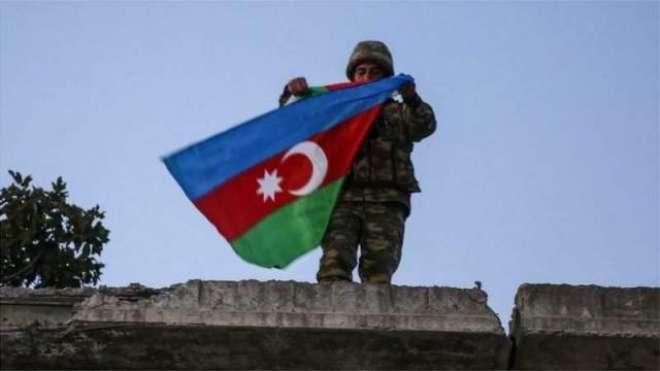 آذربائیجان نے کئی شہر، درجنوں دیہات آزاد کروا لیے، آرمینیا کے 800 سے ..