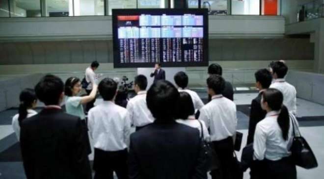 جاپانی سٹاک مارکیٹ میں مندی