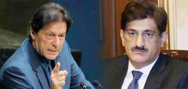 وفاقی اور سندھ حکومتوں کے مابین جاری سرد جنگ میں شدت