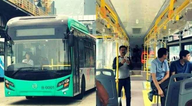 پشاور بی آر ٹی کا سفر کے دوران ماسک نہ پہننے والوں کیخلاف قانونی کارروائی ..