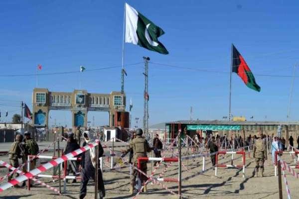 کورونا کا پھیلاؤ ، پاکستان کی ایران اور افغانستان کے ساتھ سرحد سیل ..