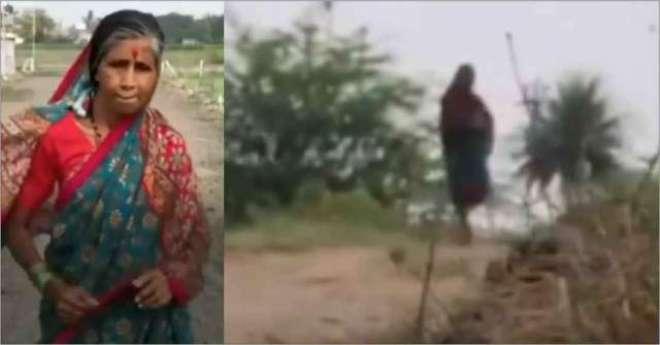 شوہر کی جان بچانے کیلئے دوڑ میں حصہ لینےوالی 68 سالہ خاتون