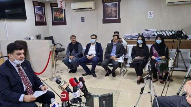 قونصل خانہ پاکستان دبئی کا خصوصی پروازوں کے ذریعے تارکین وطن کی واپسی ..