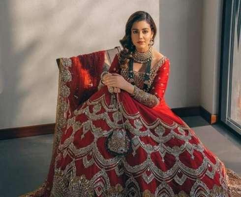 """زارا نور عباس نےبالی وڈ فلم"""" وائٹ ٹائیگر"""" میں  راج کمار رائو کی پرمارمنس .."""
