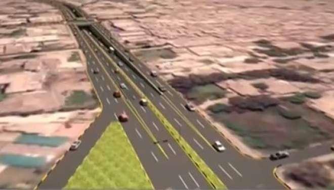 لاہور شہر کیلئے تحریک انصاف کے پہلے میگا منصوبے کی ریکارڈ مدت میں تکمیل ..