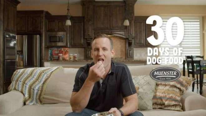 کتوں کی خوراک کو محفوظ ثابت کرنے کے لیے کمپنی کے سی ای او نے اسے 30 دن ..