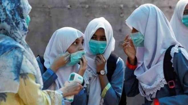 ملک بھر میں 26 نومبر سے بند ہونیوالے تعلیمی ادارے مرحلہ وار کھلنا شروع ..