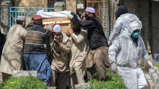پاکستان میں کورونا کے مزید 3 ہزار 45 نئے کیسز رپورٹ ،45 مریض چل بسے
