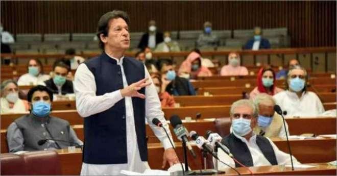 پاکستان سٹاک ایکسچینج حملے میں بھارت ملوث ہے،عمران خان