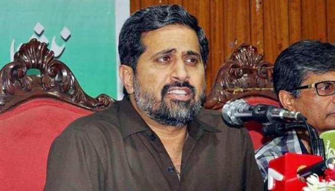 بلوچستان کی آزادی کی بات کوئی محب وطن پاکستانی سیاستدان نہیں کر سکتا: ..