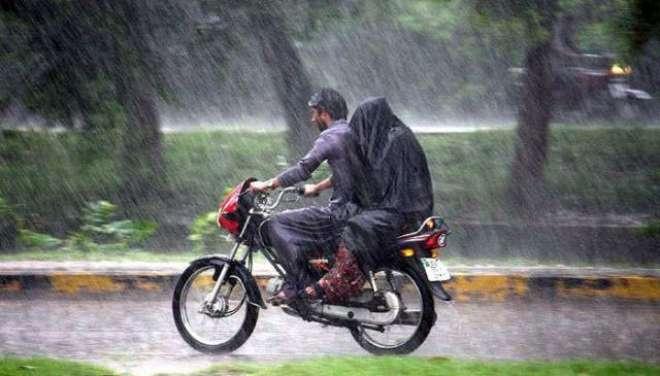 بارشوں کا نیا سسٹم ملک میں داخل ہونے کیلئے تیار