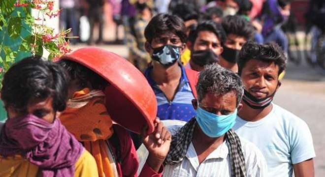 بھارت میں کورونا وائرس کے کیسز وسط جولائی میں عروج پر پہنچ جائیں گے، ..