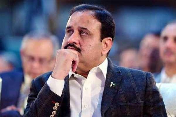 وزیر اعلیٰ پنجاب کارواں ماہ کے آخر میں دورہ سرگودھا متوقع