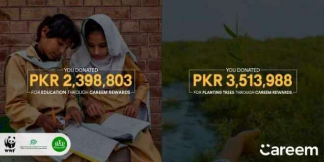 کریم پاکستان اور پاکستانیوں نے مل کر بڑا ا نسانیت نواز کارنامہ انجام ..