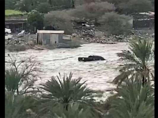 شارجہ میں سیلابی ریلوں کی زد میں آ کر چار افراد ڈوب گئے