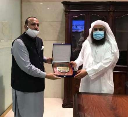 فیصل آباد چیمبر آف کامرس اینڈ انڈسٹری کی اسٹینڈنگ کمیٹی برائے مشرق ..
