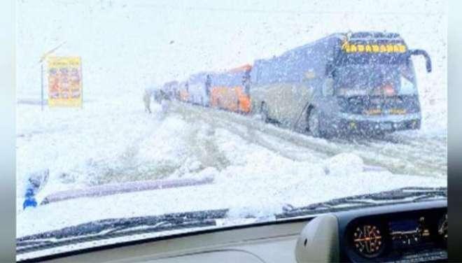 بلوچستان میں بارشوں اور برفباری کا نیا سلسلہ داخل ہوگیا