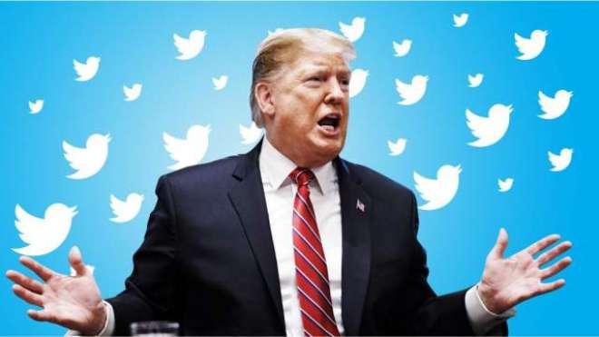 ڈونلڈ ٹرمپ نے ٹوئٹر پر اپنا ہی ریکارڈ توڑ دیا