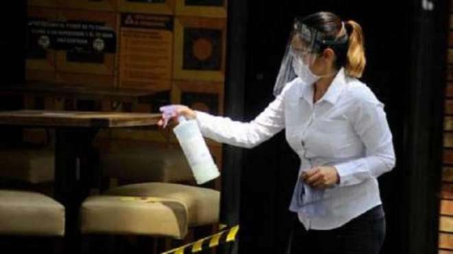 میکسیکو میں کورونا وائرس سے متاثرہ افراد کی مجموعی تعداد 1090675ہو گئی