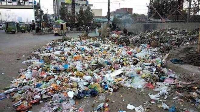 صاف ستھرا باغوں کا شہر کچرے کے ڈھیر میں تبدیل ہوگیا