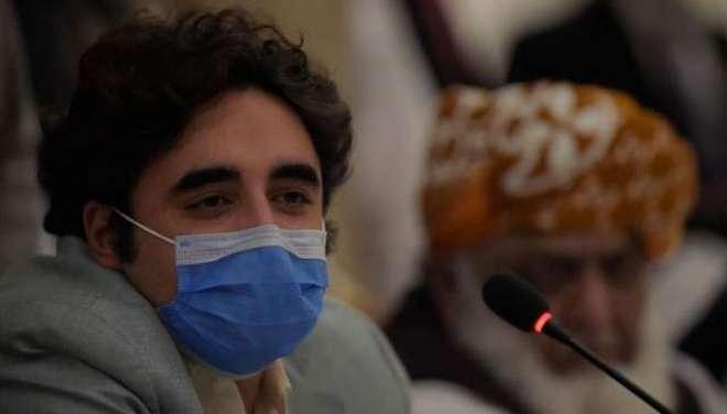 وزیراعظم عمران خان کی حکومت کے دن گنےجاچکےہیں، بلاول بھٹو
