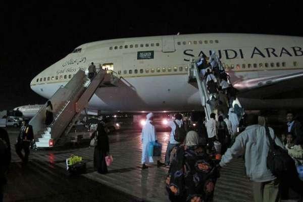 پشاور ائیرپورٹ سے سعودی عرب اور دیگر ممالک کی پروازیں بحال کرنے کا ..