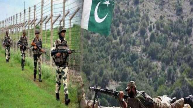 لائن آف کنٹرول پربھارتی فوج کی بلااشتعال فائرنگ'ایک شہید