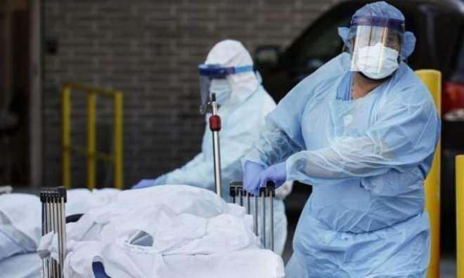 پاکستان میں کورونا وائرس کی دوسری لہر جاری