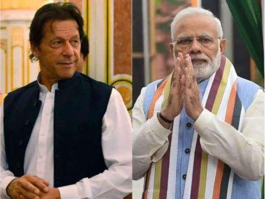 پاک بھارت تعلقات کے حوالے سے بڑی پیش رفت، نریندر مودی کا وزیراعظم عمران ..