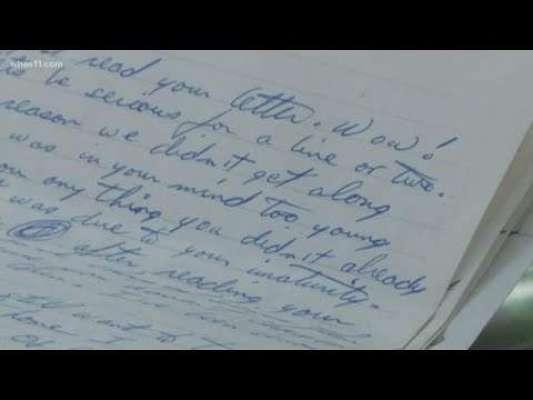 ویتنام سے امریکی فوجی کا بہن کو بھیجا گیا خط 52 سال بعد منزل پر پہنچ گیا