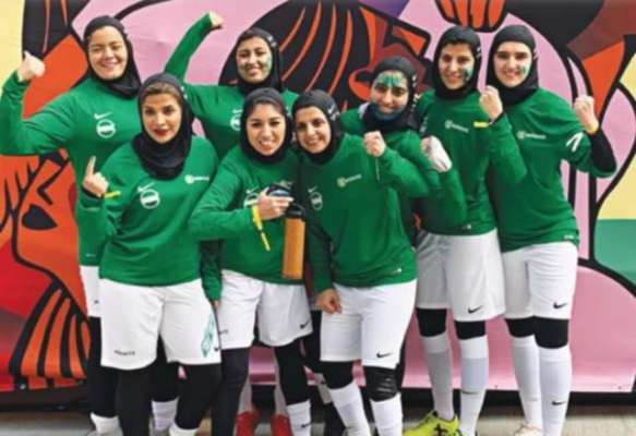 سعودی عرب میں خواتین کی فٹ بال لیگ متعارف کرا دی گئی