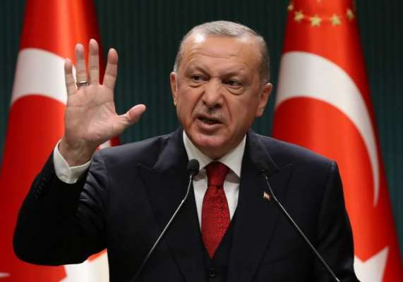 ترک صدر کا ہفتے کے 2 دن مکمل لاک ڈائون کا اعلان