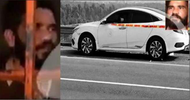 موٹروے زیادتی کیس : مرکزی ملزم عابد ملہی کے جوڈیشل ریمانڈ میں مزید 10 ..