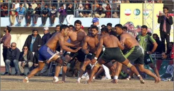 پاکستان اور بھارت کبڈی ورلڈ کپ 2020کے فائنل میں پہنچ گئے