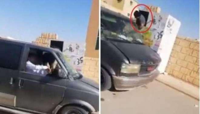 سعودی عرب میں بدبخت چوروں نے مستحقین کے کپڑے بھی نہ چھوڑے